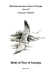 Alexander Abuladze's book: Birds of Prey of Georgia